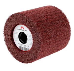 POLY-PTX® fleece wheel 105mmx100mm grit 280 43281a