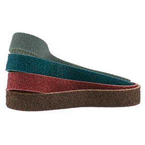 Đai đánh bóng nỉ PIPE-MAX SC-fleece t medium (red) 38532