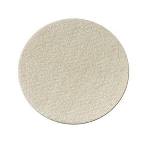 Đĩa nỉ đánh bóng Cling-fit felt polishing disc 180 mm