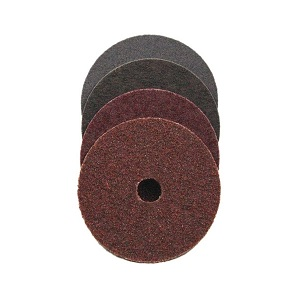 Đĩa nỉ đánh bóng MINI-FIX SC-fleece (flexible) Ø 60 mm coarse(brown) 10151
