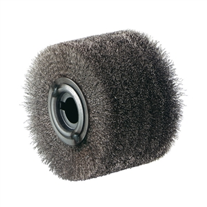 chổi đánh rỉ  Wire wheel brush inox 100x70 mm